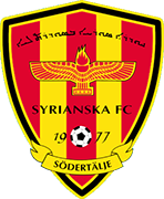 Escudo de SYRIANSKA FC
