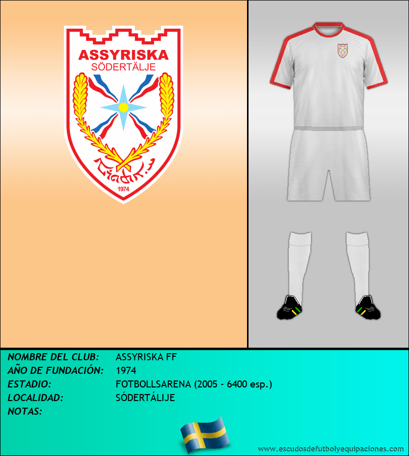 Escudo de ASSYRISKA FF