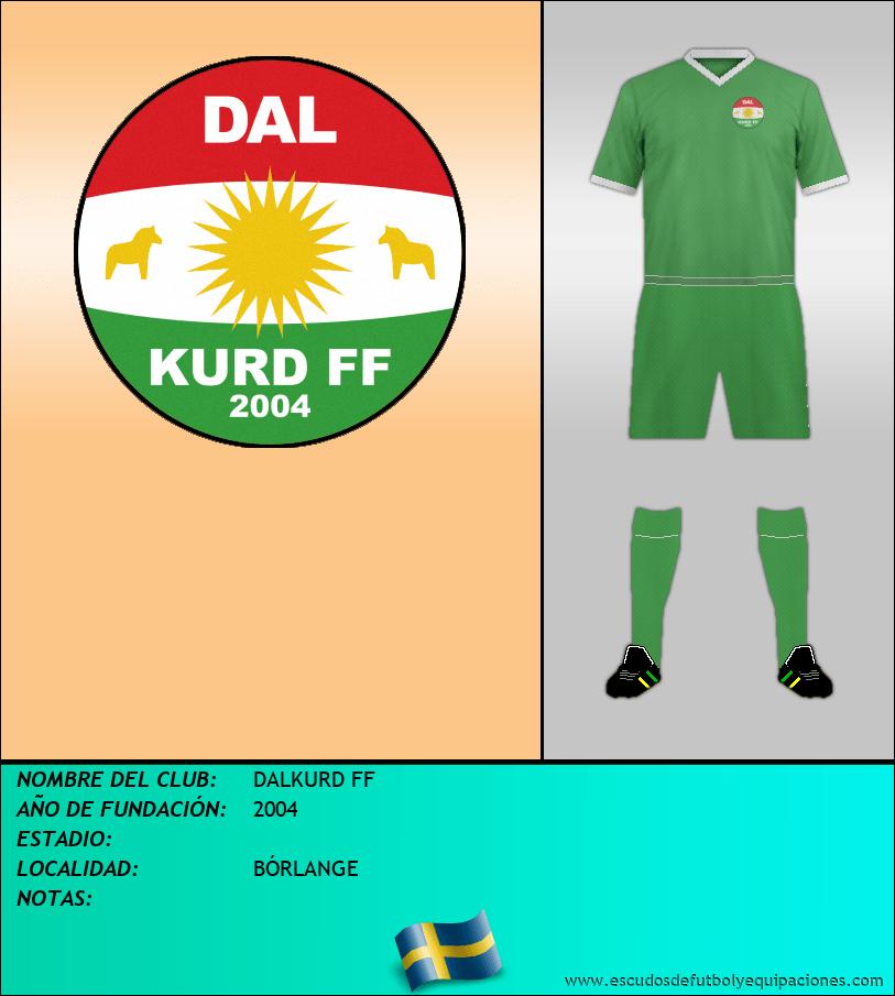Escudo de DALKURD FF