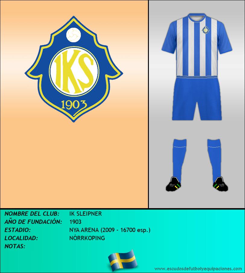 Escudo de IK SLEIPNER