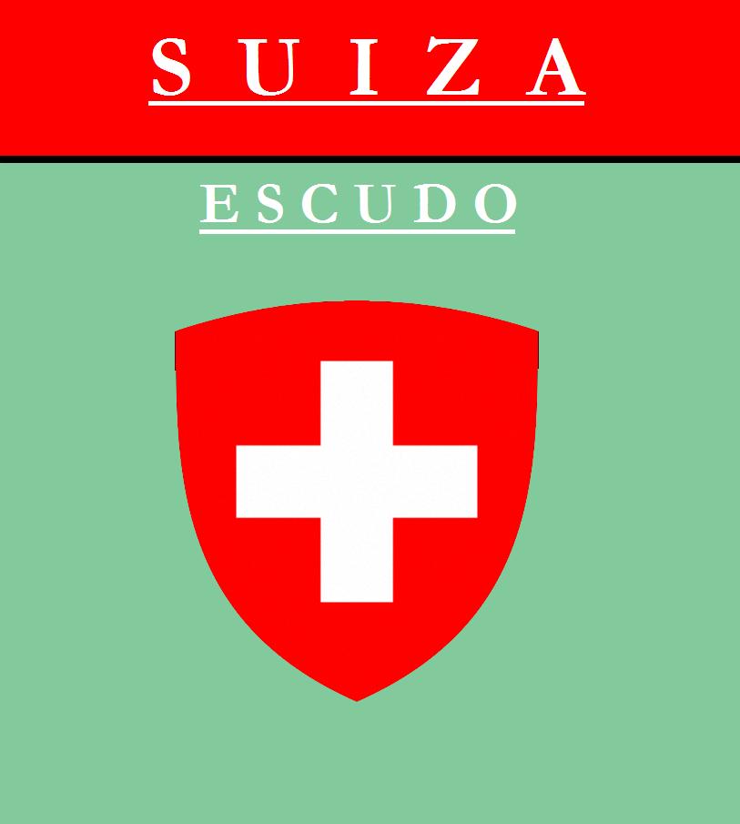 Escudo de ESCUDO DE SUIZA