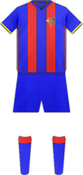 Equipación FC  BASILEA