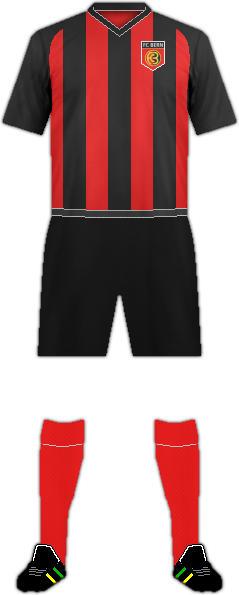 Equipación FC BERNA