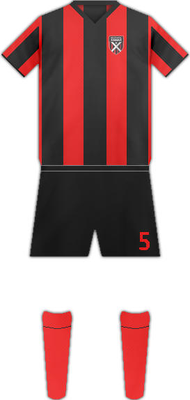Equipación NEUCHATEL XAMAX FC