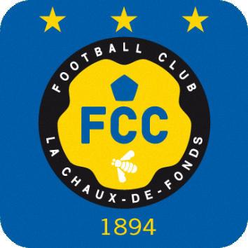 Escudo de FC LA CHAUX-DE-FOMDS (SUIZA)