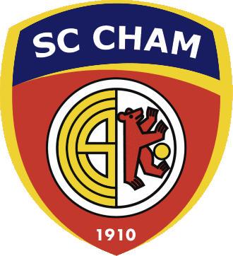 Escudo de SC CHAM (SUIZA)