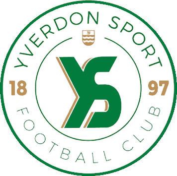 Escudo de YVERDON SPORT FC (SUIZA)