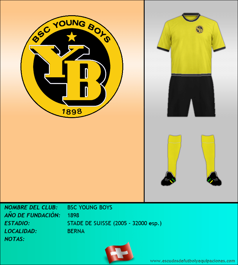 Escudo de BSC YOUNG BOYS