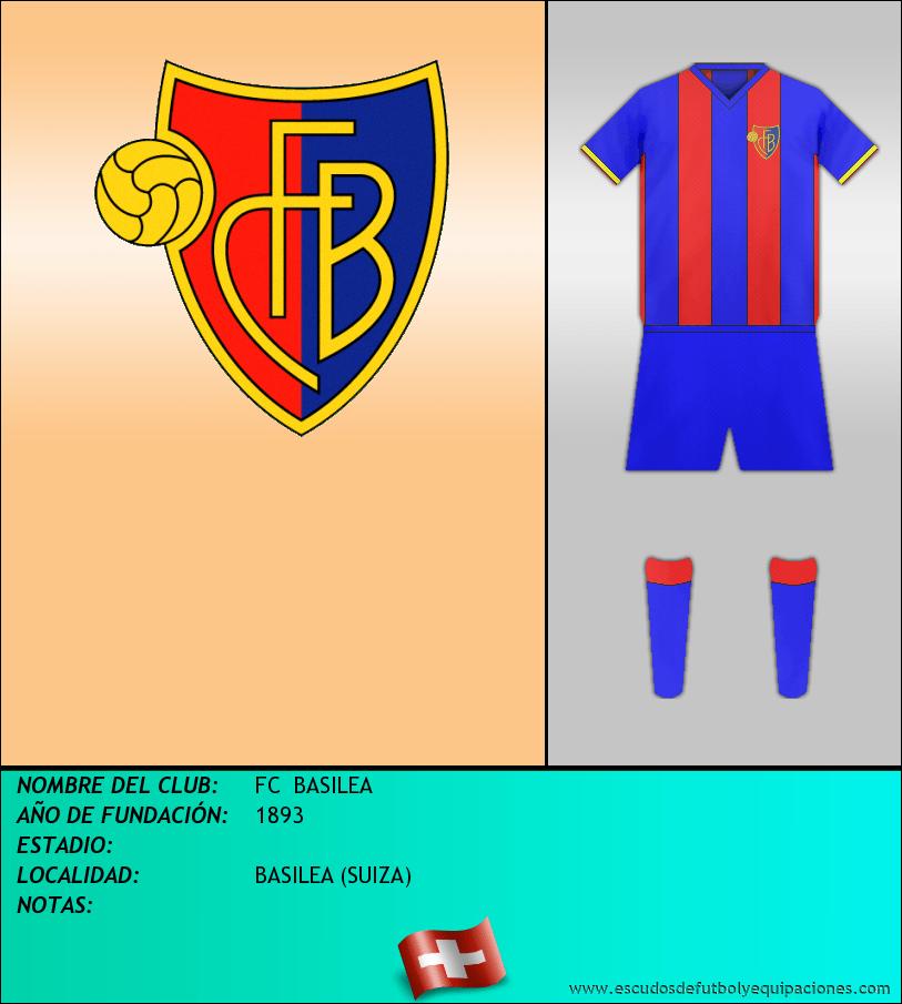 Escudo de FC  BASILEA