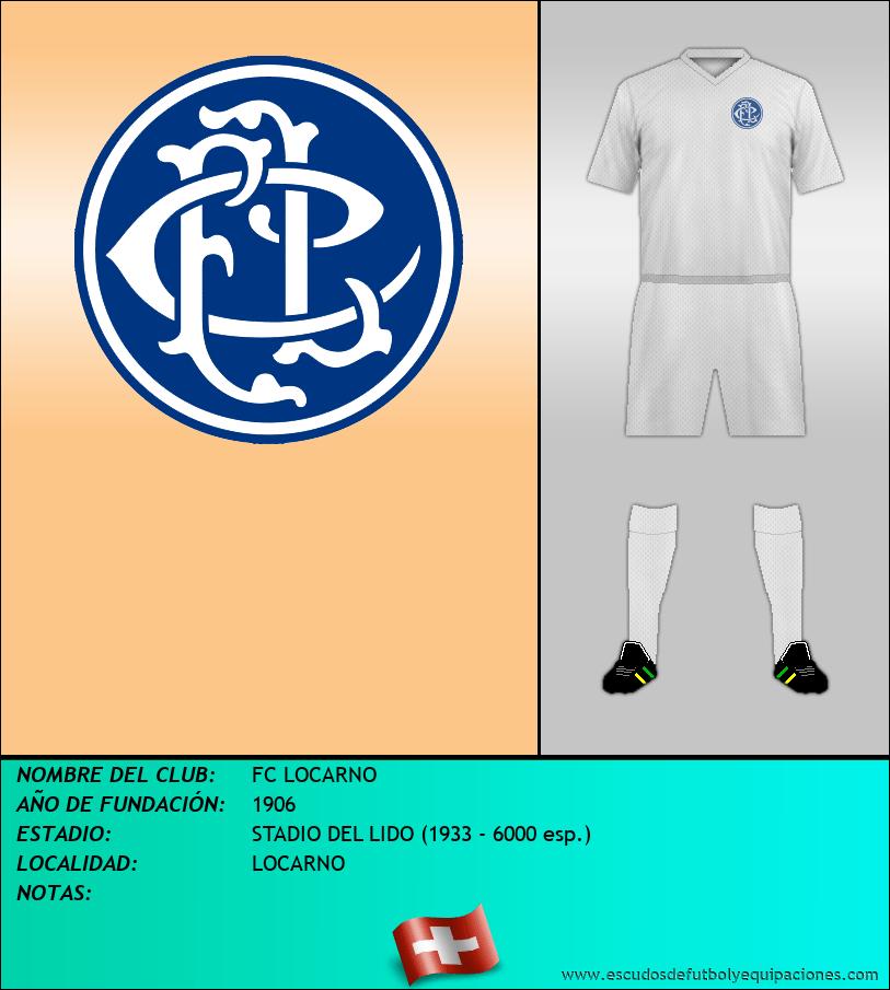 Escudo de FC LOCARNO