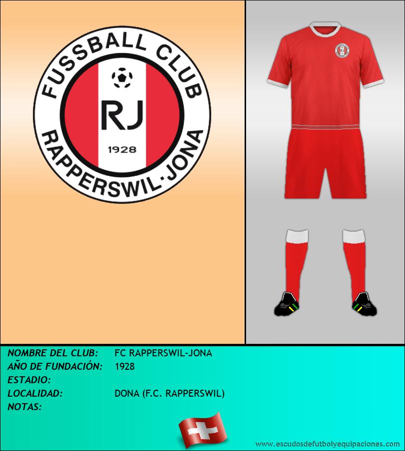 Escudo de FC RAPPERSWIL-JONA