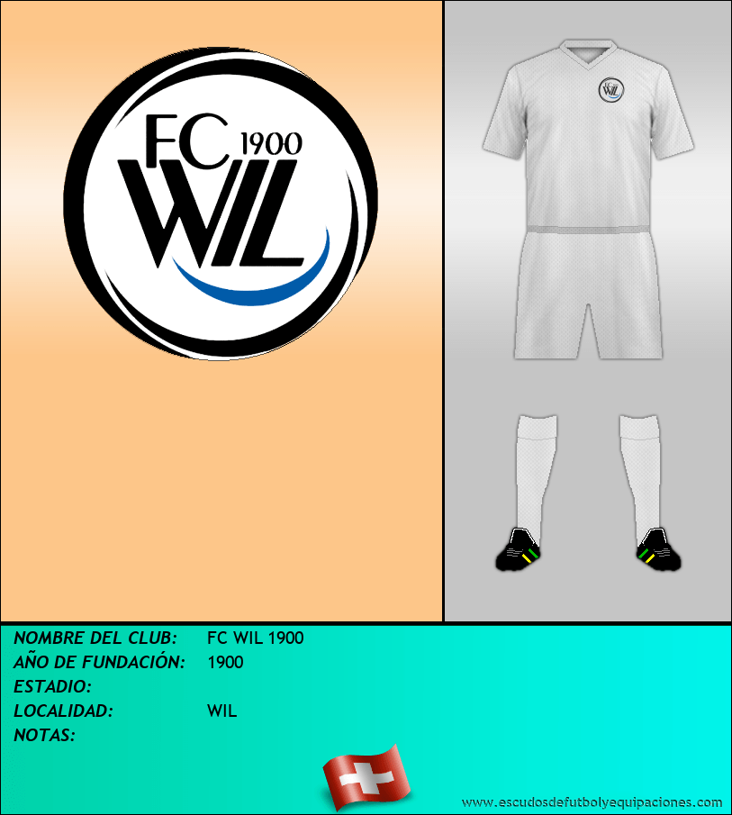 Escudo de FC WIL 1900