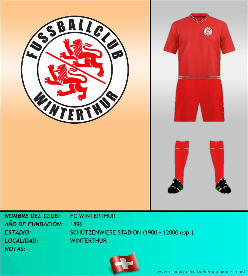 Escudo de FC WINTERTHUR