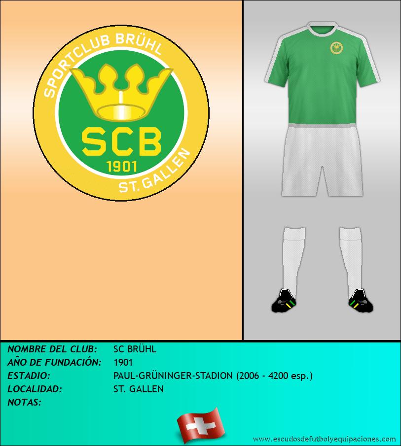 Escudo de SC BRÜHL