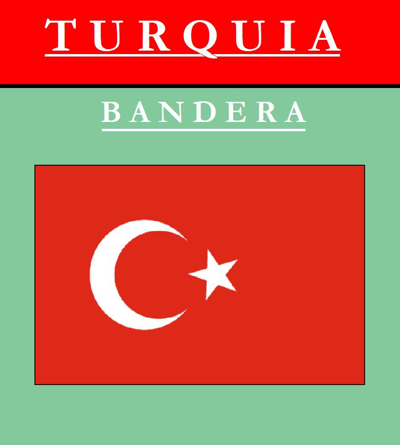 Escudo de BANDERA DE TURQUÍA