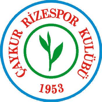 Escudo de ÇAYKUR RIZESPOR K (TURQUÍA)