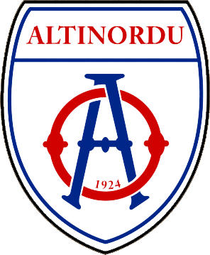 Escudo de ALTINORDU S.K. (TURQUÍA)