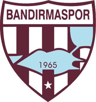 Escudo de BANDIRMASPOR (TURQUÍA)