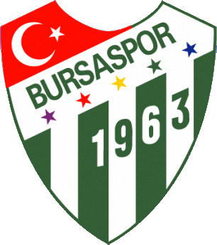 Escudo de BURSASPOR (TURQUÍA)