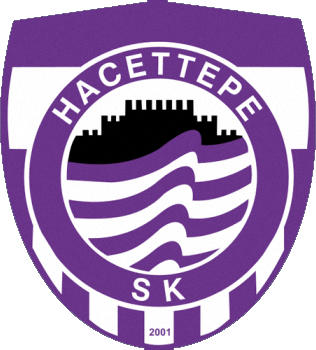 Escudo de HACETTEPE S.K. (TURQUÍA)