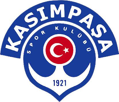 Escudo de KASIMPASA S.K. (TURQUÍA)