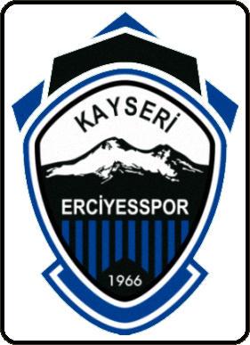 Escudo de KAYSERI ERCIYESPOR (TURQUÍA)