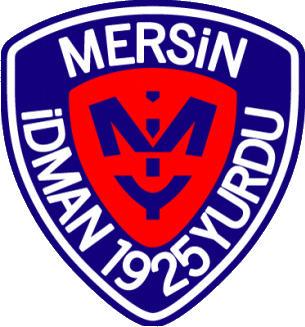 Escudo de MERSIN IDMANYURDU C. (TURQUÍA)