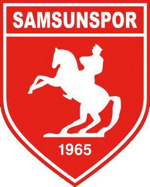 Escudo de SAMSUNSPOR C. (TURQUÍA)