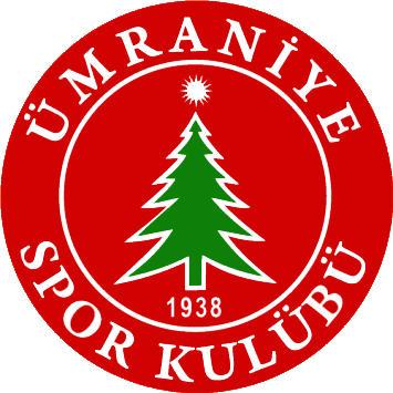 Escudo de UMRANIYESPOR K. (TURQUÍA)