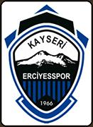 Escudo de KAYSERI ERCIYESPOR