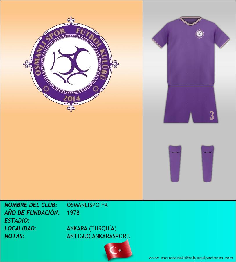 Escudo de OSMANLISPO FK