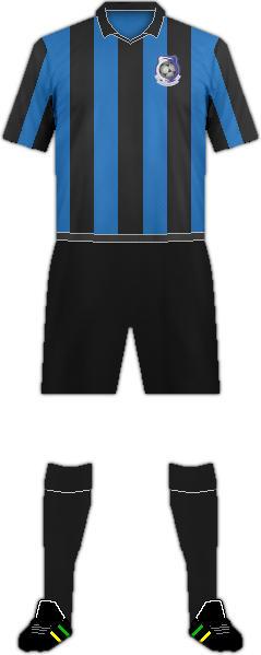 Equipación FC CHERNOMORETS