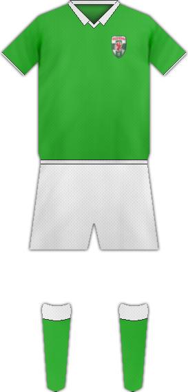 Equipación FC OBOLON KIEV