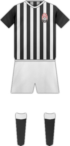 Equipación FC ZARYA (2)