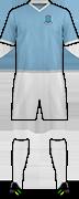 Equipación FC OLIMPIK DONETSK