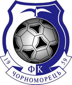 Escudo de FC CHERNOMORETS (UCRANIA)