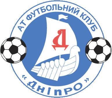 Escudo de FC DNIPRO (UCRANIA)
