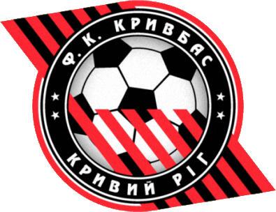 Escudo de FC KRYVBAS (UCRANIA)