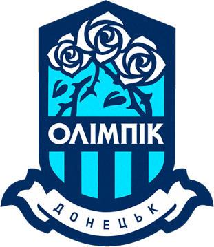Escudo de FC OLIMPIK DONETSK (UCRANIA)