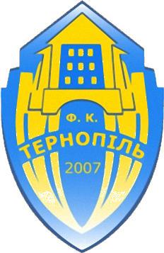 Escudo de FC TERNOPIL (UCRANIA)