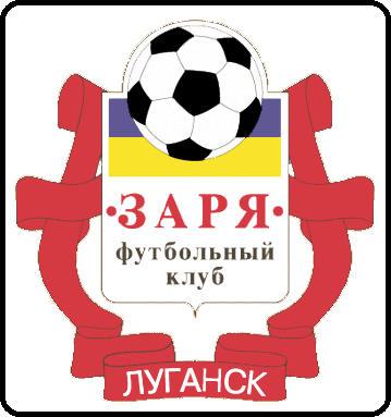 Escudo de FC ZARYA  LUGANSK (UCRANIA)