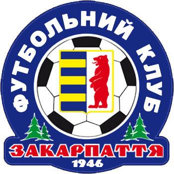 Escudo de OSK ZAKARPATTIA (UCRANIA)