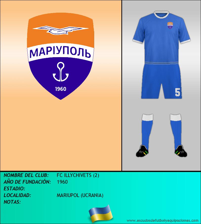Escudo de FC ILLYCHIVETS (2)