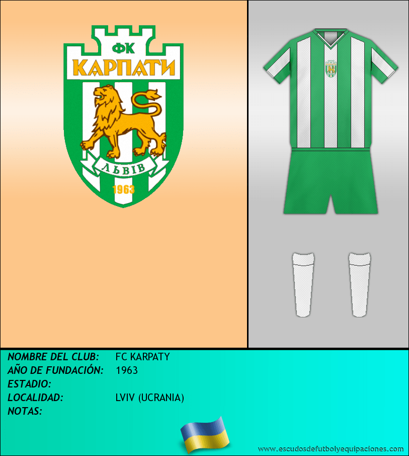 Escudo de FC KARPATY