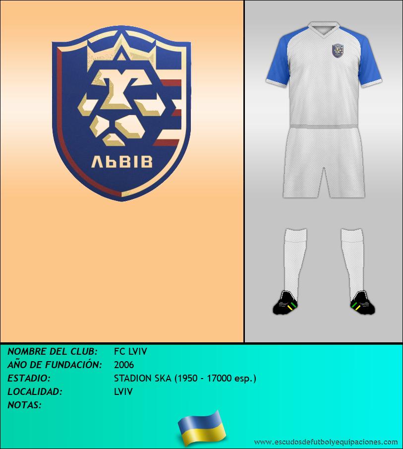 Escudo de FC LVIV