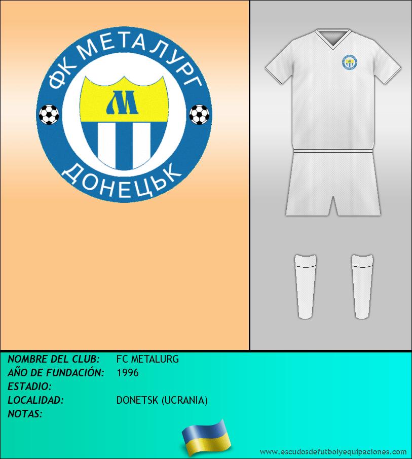 Escudo de FC METALURG