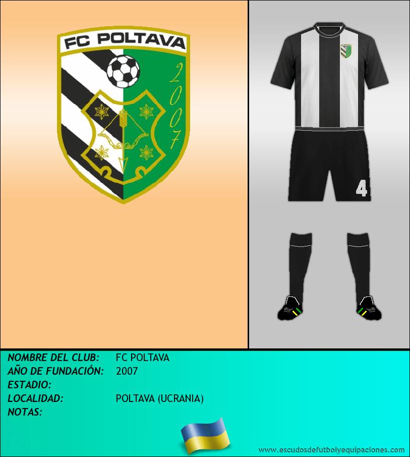 Escudo de FC POLTAVA