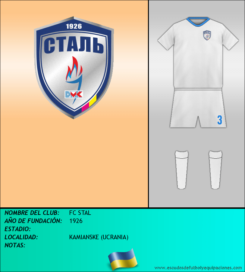 Escudo de FC STAL